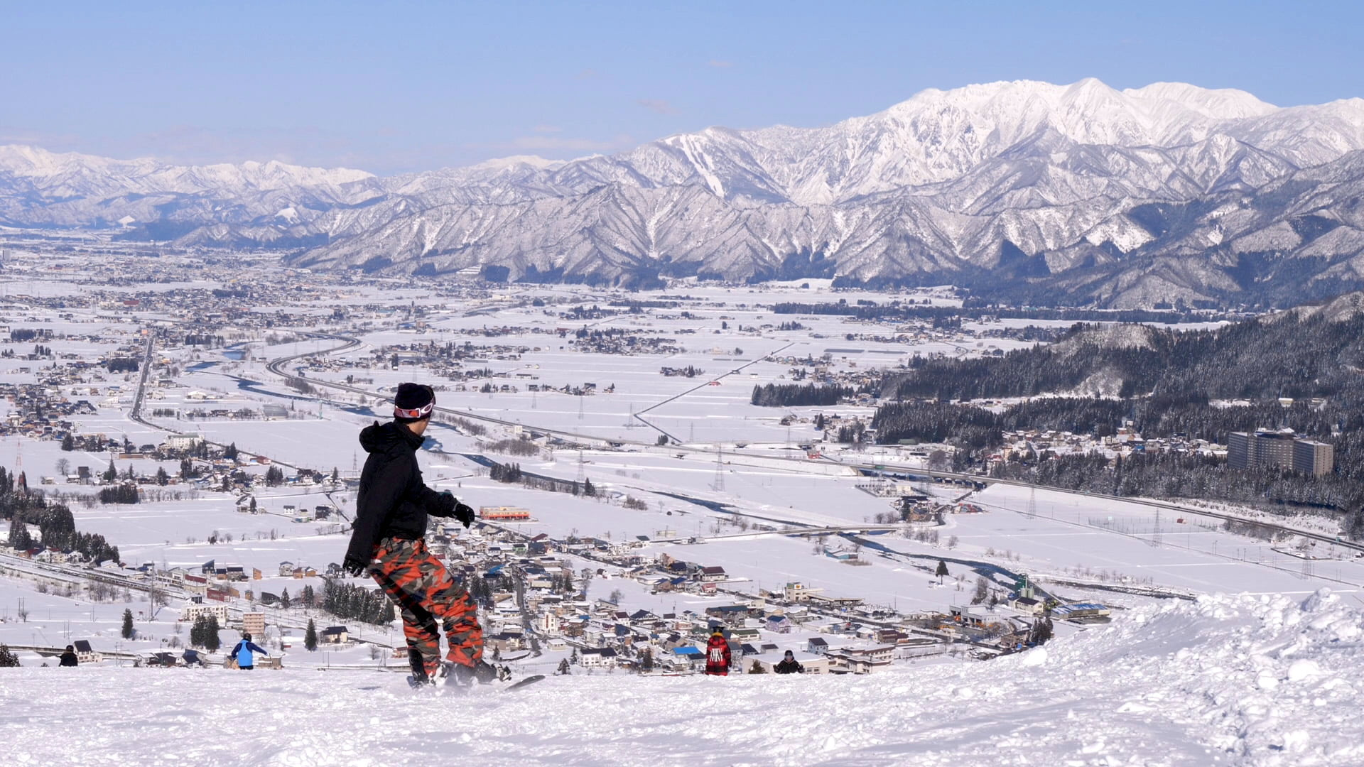 Life in the Snow: Ski Tourism & Minamiuonuma Koshihikari