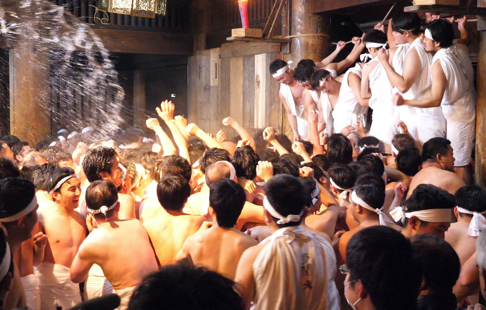 Japan's 1200-year-old Three Great Bizarre Festivals